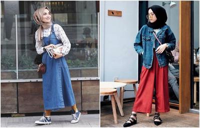 Anti Ribet Ini Gaya Hijab Untuk Remaja Yang Kekinian