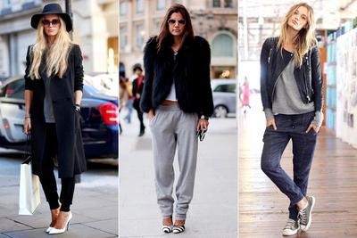 Tetap Feminin, Ini 4 Model Sepatu yang Cocok untuk Kamu Mix and Match dengan Celana Jogger!