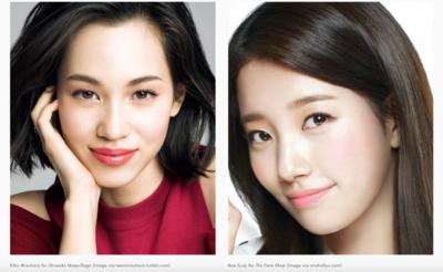Menarik Nih, Ternyata Ini Perbedaan di Balik Make Up Wanita Jepang vs Korea