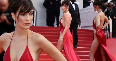 Duh, 4 Artis Hollywood Ini Tak Sengaja Pamer Miss V di Depan Publik