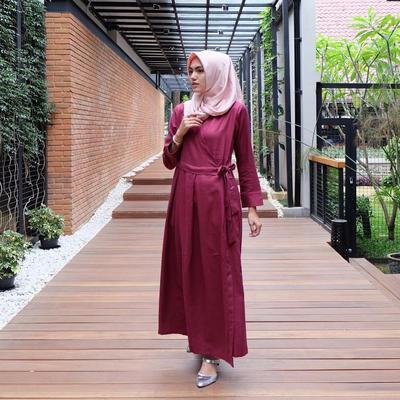 Yuk Tampil Cantik Dan Feminin Dengan Tips Padu Padan Hijab Warna