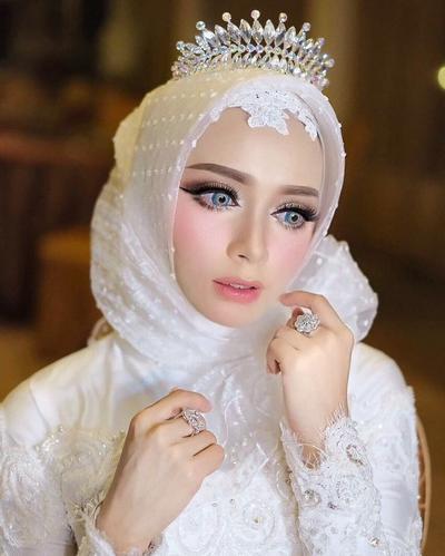 Viscount Crown Hijab ala Joyagh