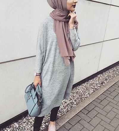Menarik Ini Dia Tips Mengkreasikan Padu Padan Warna Outfit Hijab