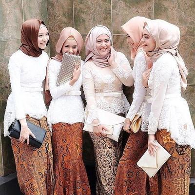 Susah Mencari Hijab untuk Kebaya? 5 Hijab ini Paling Pas untuk Jadi Pilihan Kamu!