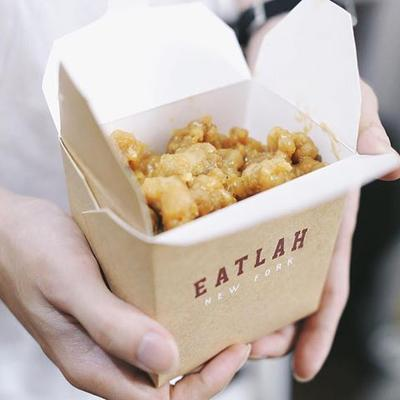 Eatlah Salted Egg Chicken