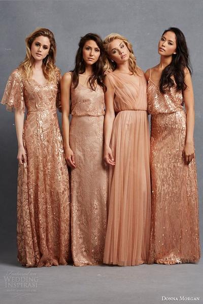 Cantik Dan Elegan Ini Dia 5 Inspirasi Model Gaun Bridesmaid Untuk