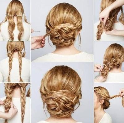 Kepang Rambut, Cara Alami yang Unik