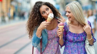 Lembutnya Es Krim Gelato, Bikin Sendiri Yuk! Ini Dia Resepnya