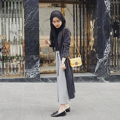[FORUM] Kamu tipe pakai hijab yang matching sama baju atau tabrak?