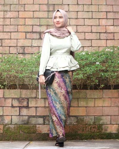 Ini Style Kondangan Hijab untuk Hijabers Remaja Agar ...