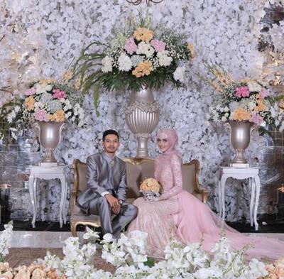 Wow! Ini 5 Pernikahan Hijabers yang Paling Fenomenal di Tahun 2017