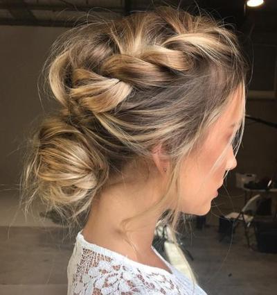 Inspirasi Style Kepang Rambut Terkini