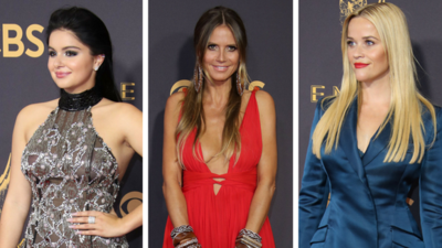 Bukannya Dipuji, Gaun Kelima Seleb ini Malah Dapat Banyak Kritikan di Emmy Awards 2017
