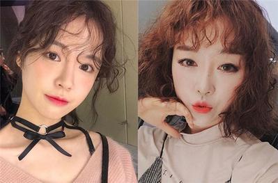 Seperti Wanita Korea, Ini 5 Rekomendasi Gaya Rambut Pendek Keriting yang Sedang Hits!