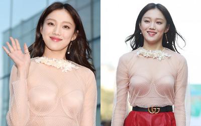 Bukannya Anggun, 4 Artis Korea Ini Muncul dengan Pakaian Paling Enggak Banget Saat Red Carpet!