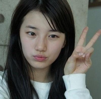 cantik atau enggak? ternyata begini wajah artis Korea tanpa makeup
