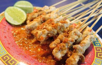 Sate Taichan yang paling enak dimana?