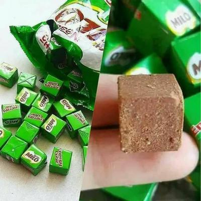 Unik, Ini Cara Mudah Membuat Sendiri Milo Cube, Snack Import Kekinian!