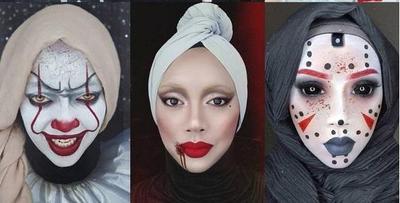 Bikin Tercengang, Make Up Artist Hijab Saraswati Ini Benar-benar Out of The Box Banget!