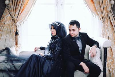 Prewed Romantis Hijab 59