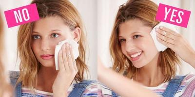 Ternyata 3 Cara Menggunakan Tisu Basah untuk Wajah Ini Justru Bikin Kulitmu Rusak!