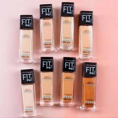 [FORUM] Review jujur tentang foundation Maybelline Fit Me