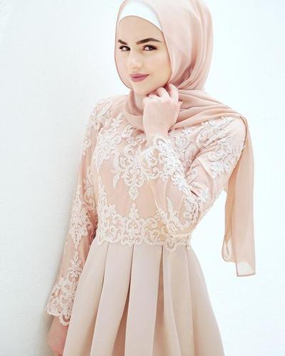 4. Hijab Chiffon