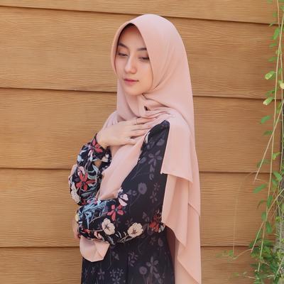 Model Hijab Syar'i Ini Cocok Banget Lho untuk Remaja