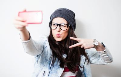 Kurangi Foto Selfie