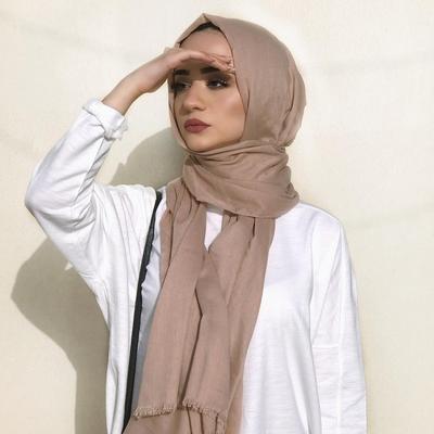 Lagi Jadi Warn Kekinian Padu Padan Hijab Warna Mocca Ini Bikin