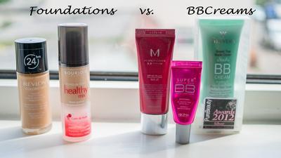 BB Cream atau Foundation untuk Kulit Berjerawat?
