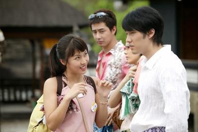 udah ada yang nonton belum, ini drama korea yang syuting di Indonesia
