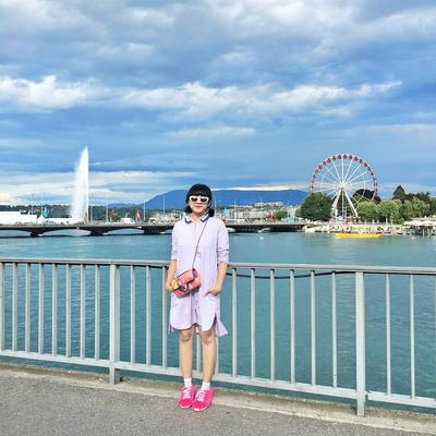 Inspirasi Padu Padan Baju dengan Sneakers ala Selebgram