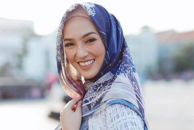 #BeautynesianShare Lucu dan Trendinya Hijab Voal, Ini Trik Stylingnya Supaya Gak Kelihatan Lebay