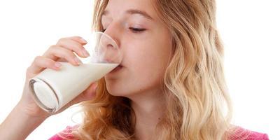 Ampuh kah diet minum susu pelangsing?