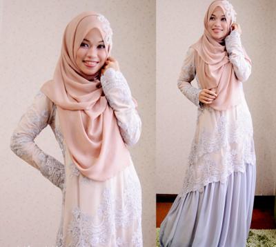 Ini 4 Gaya Hijab Syar I Simpel Dan Kekinian Untuk Acara Wisuda Yang