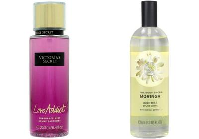 Lebih enak body mist Victoria Secret atau Body Shop?