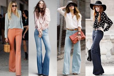 Tinggalkan Celana Model Biasa, Jadi yang Paling Stylish di Kantor dengan Pakai Flare Pants