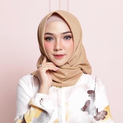 Hits dan Kekinian, Padu Padan Warna Hijab Seperti Ini Lagi Digemari Banyak Hijabers