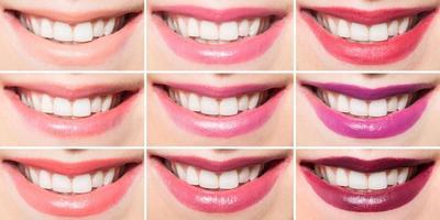 Agar Gigi Tampak Lebih Putih Secara Instan, Coba Saja Pakai Lipstik dengan Warna Ini!