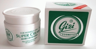 Ada Yang Masih Pakai Gizi Super Cream?