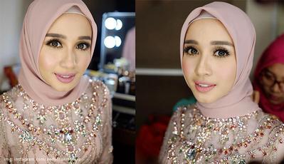 Selalu Terlihat Rapi, Yuk Contek Tips Hijab Laudya Cynthia Bella Langsung dari Sang Stylist!