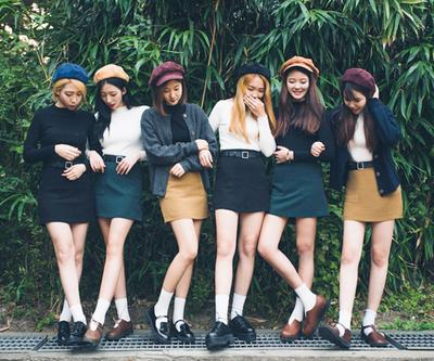Berbagai Baju Lucu ala Cewek Korea Bisa Lho Kamu Dapatkan di 4 Online Shop Ini!