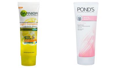 Garnier VS Ponds, Mana Sabun Cuci Muka yang Bagus?