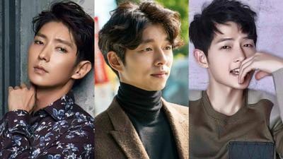 Siapa Sih Aktor Korea Favorit Kalian Ladies?