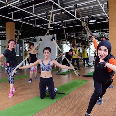 Ingin Mencoba TRX? Kunjungi Lokasi Terbaik untuk Olahraga TRX di Jakarta Berikut Ini!