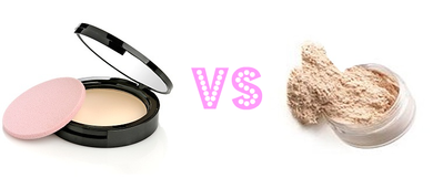 [FORUM] Lebih suka Loose Powder atau Compact Powder?