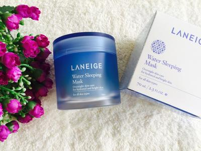Populer Banget, Laneige Water Sleeping Mask Worth To Buy kah Ladies?