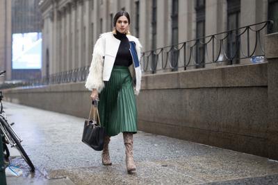 Tampil Stylish Dengan Boots Saat Musim Hujan? Kenapa Tidak!