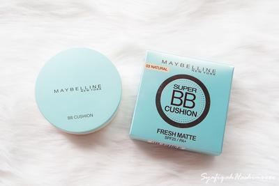BB Cushionnya Maybelline Bagus Gak Sih Ladies? Awet Seharian Gak Ya?